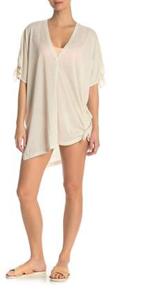 L-Space Half Moon Cover-Up Tunic