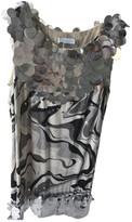 Emilio Pucci Grey Cotton Dress for Women