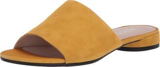 Ecco WFLATSANDALII Open Back Slippers Womens
