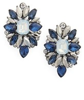 Cara Women's Rhinestone Earrings