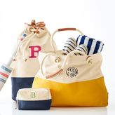 Dipped Canvas Bucket Bag