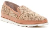Donald J Pliner Perly Genuine Calf Hair Slip-On Sneaker