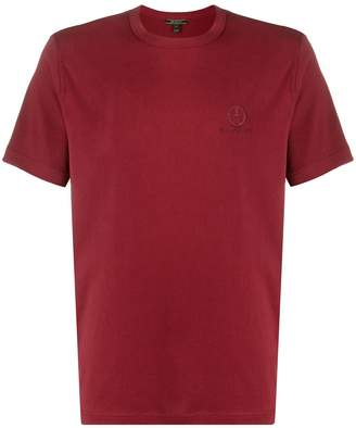 Belstaff logo embroidered crew neck T-shirt