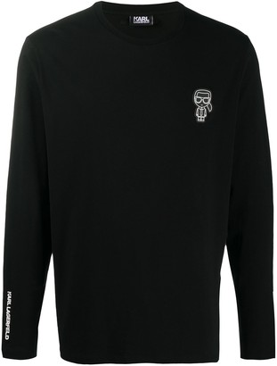 Karl Lagerfeld Paris long sleeve T-shirt