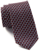Ben Sherman Square Silk Tie
