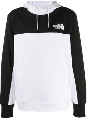 The North Face Long-Sleeve Logo Hoodie