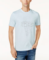 Michael Kors Men's Classic-Fit Graphic Print T-Shirt