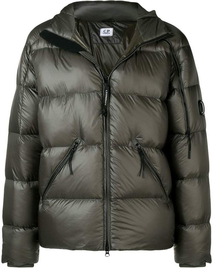 C.P. Company zip away padded jacket