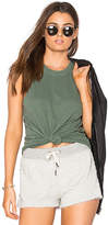 Cotton Citizen The Amsterdam Tank in Sage. - size L (also in M,S,XS)
