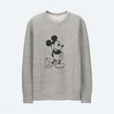 Uniqlo MEN Disney Collection Sweatshirt
