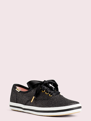 Kate Spade Keds Kids X Champion Glitter Youth Sneakers