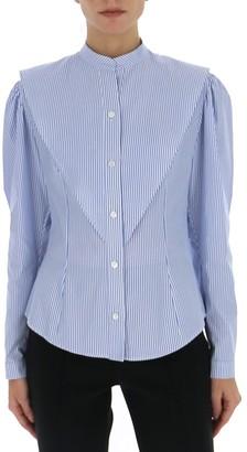 Stella McCartney Mandarin Collar Shirt