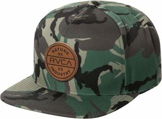 RVCA Men's Stamp Snapback HAT
