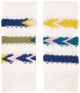Barrie Summer Sailor Cashmere Gloves