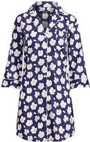 Ralph Lauren Floral Lawn Pajama Shirt