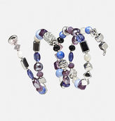 Avenue Mixed Coil Bead Stretch Bracelet