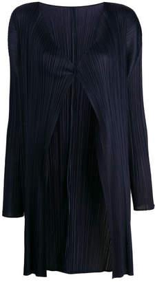 Pleats Please Issey Miyake Coat
