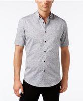 Alfani Men's Slim Fit Pattern Shirt, Only at Macy's