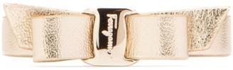 Salvatore Ferragamo Logo Bow Bracelet