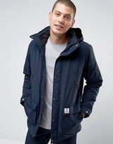Franklin & Marshall Padded Parka with Hood