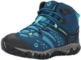Merrell Women's All Out Blaze Vent Mid Waterproof Hiking Shoe