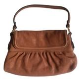 Fendi Camel Leather Handbag