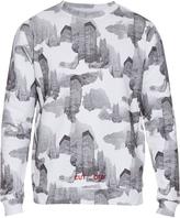 Off-White Architectural camo-print sweatshirt