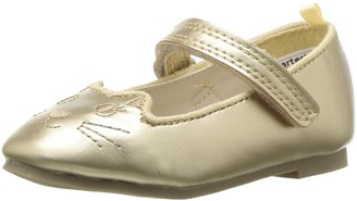 Carter's Girls' Caryn Kitten Ballet Flat