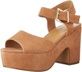 Aldo Women's Nathalia Two Piece Demi-Wedge Sandal