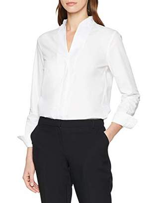 More & More Women's Bluse Blouse, (White 00)