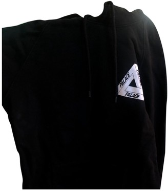 Palace Black Cotton Knitwear & Sweatshirts