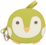 Mellow World Green Penguin Coin Purse - Girls