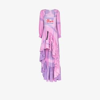 Collina Strada Garden tie-dye maxi dress