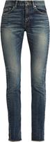 Saint Laurent Mid-rise skinny jeans