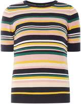 Multi-Stripe Tee