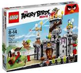 Lego ; Angry Birds King Pig's Castle 75826