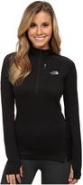 The North Face Impulse Active 1/4 Zip Pullover Women's Long Sleeve Pullover