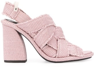 Premiata 110mm Woven Sandals