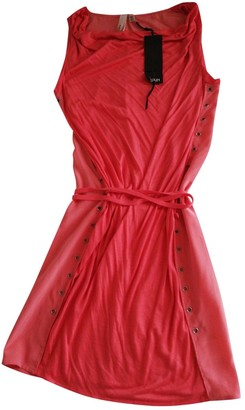 Edun Pink Silk Dresses