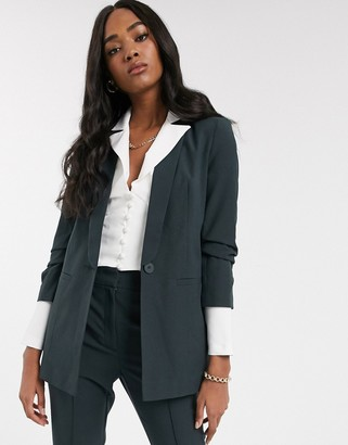 ASOS DESIGN mix & match suit blazer