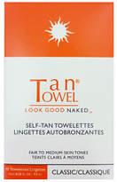 Tan Towel Self-Tan Towelettes Ten-Pack Classic