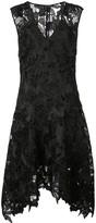 Josie Natori lace swing dress
