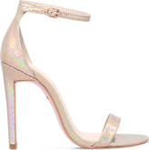 Carvela Gatsby metallic heeled sandals