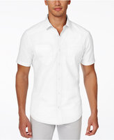 INC International Concepts Men's Duck Dive Short Sleeve Shirt, Only at Macy's