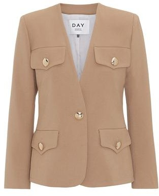 DAY Birger et Mikkelsen Arrow Jacket Chai - 36/Uk 10
