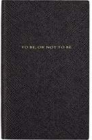 "Smythson To Be, Or Not To Be"" Panama Notebook"