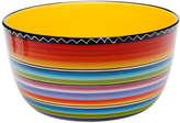 Certified International Tequila Sunrise 10.75In Hand-Painted Deep Bowl