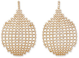 Vince Camuto Radiant Drama Crystal Statement Earrings
