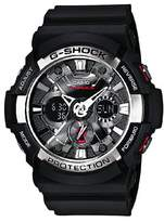 Casio G-Shock – Men's Analogue/Digital Watch with Resin Strap – GA-200-1AER