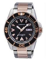 J.Springs J. Springs Sports Men's Watch Automatic BEB089 Stainless Steel